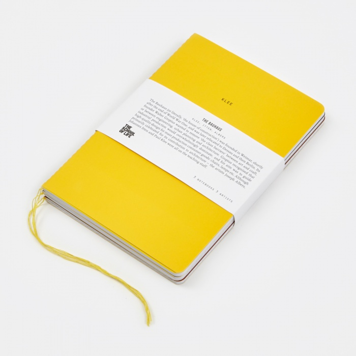 The School of Life School of Thought Notebooks - The Bauhaus (Image 1)