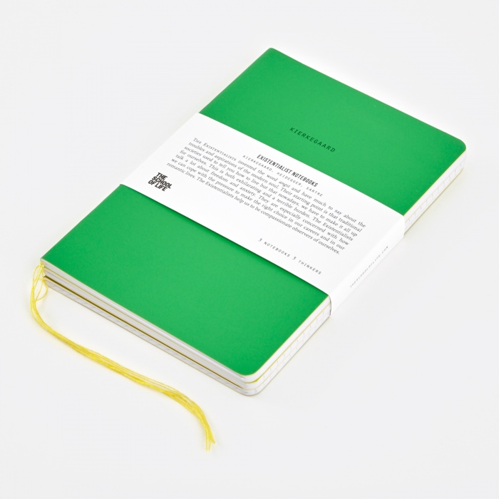 The School of Life School of Thought Notebooks - The Existential (Image 1)