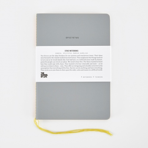 School of Thought Notebooks - The Stoics