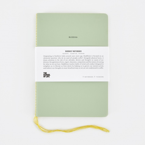 School of Thought Notebooks - The Buddhists