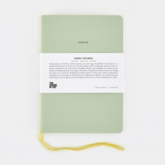The School of Life School of Thought Notebooks - The Buddhists