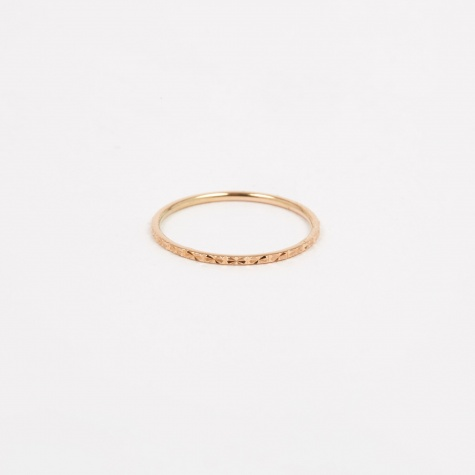 Promise Ring - Rose Gold
