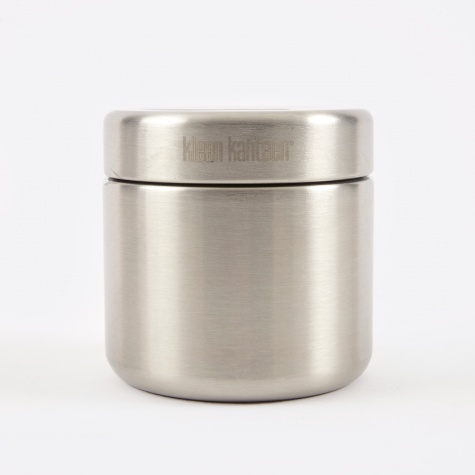 Food Canister 473ml - Brush Stainless