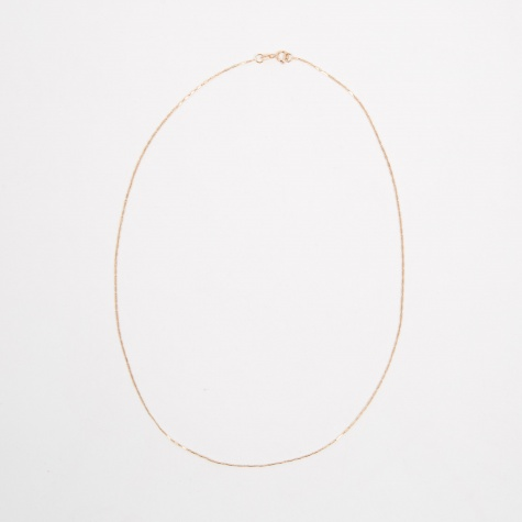 Grovel Necklace - Rose Gold