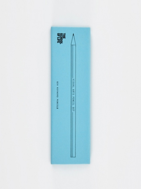 Visual Arts Pencil Set