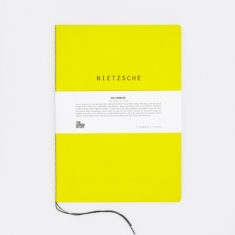 The School of Life Big Thinkers Notebooks : Nietzsche & Freud