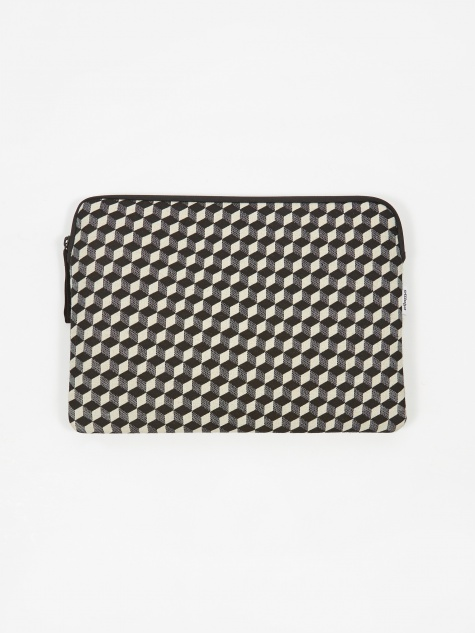 "Zip Case for Macbook Air / 13"" Laptop - Optical Check"