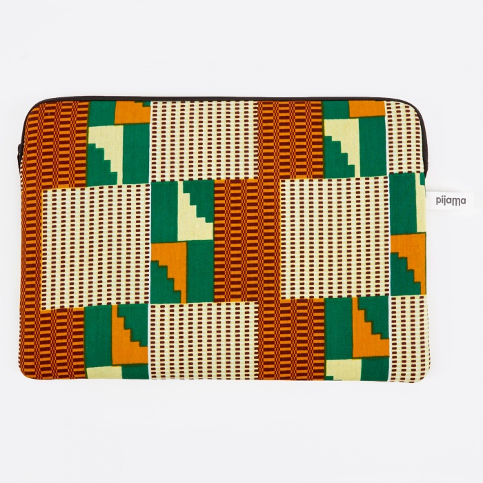"Pijama Zip Case for Macbook 15"" - Wax 08 (Image 1)"