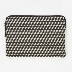 "Pijama Zip Case for Macbook 15"" - Optical Check"