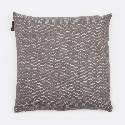 Shepard Cushion 50x50cm - Granite Grey