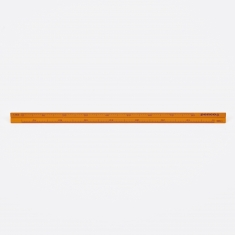 Hightide Penco Drafting Scale Ruler - Gold