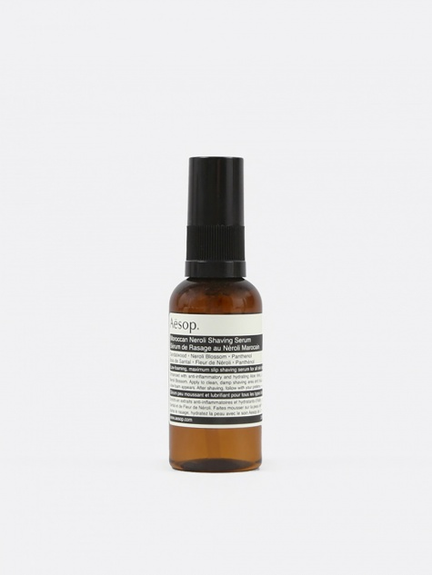 Moroccan Neroli Shaving Serum - 60ml