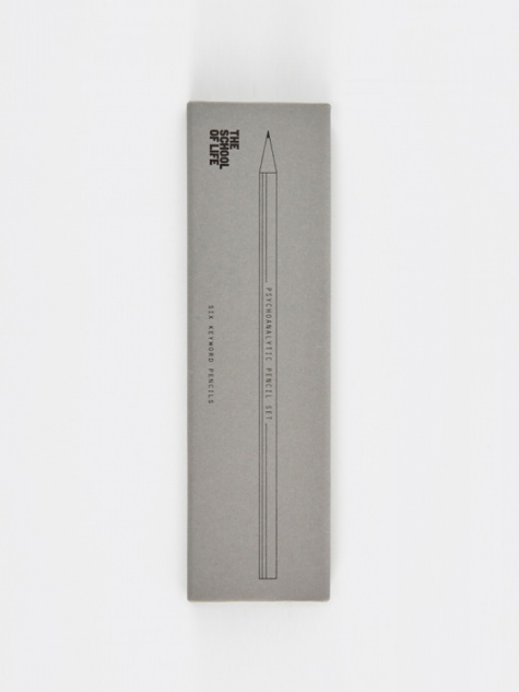Psychoanalytic Pencil Set