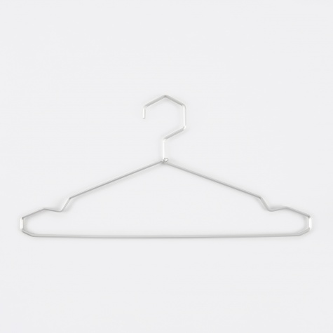 Hexagon Hanger With Notch - Aluminium