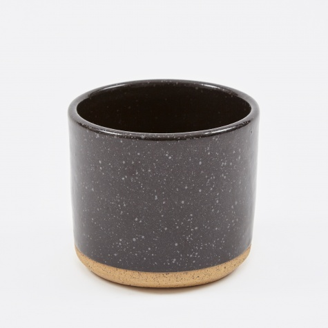"5"" Planter - Black Speckle"