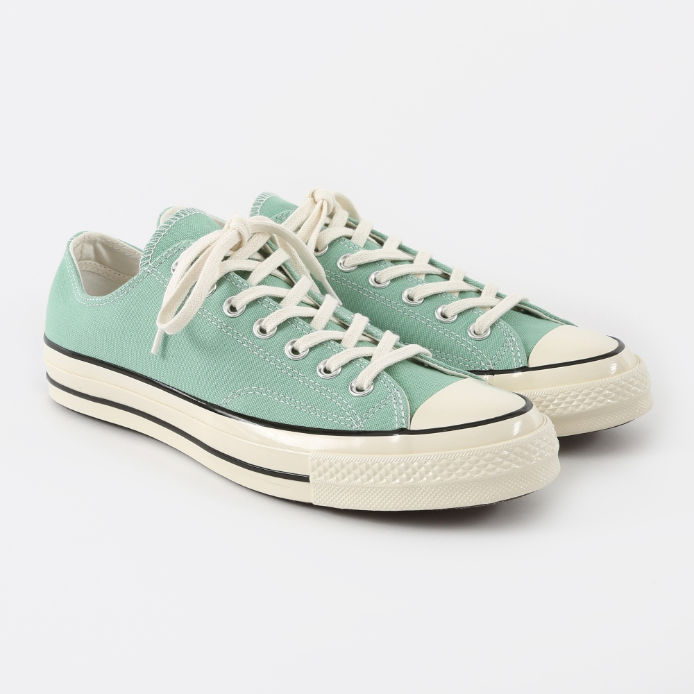 CONVERSE All Star OX 70s canvas trainers Jaded egret - L8508