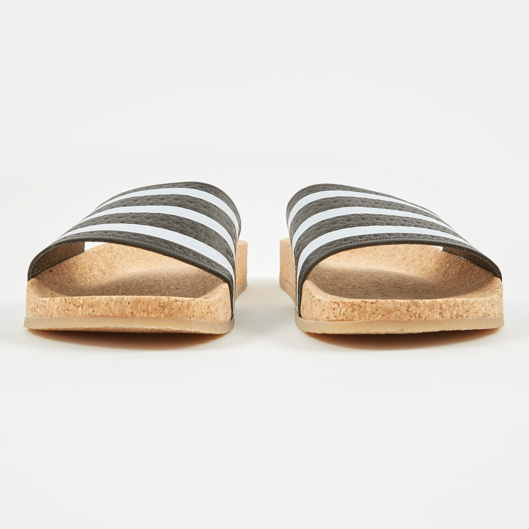 adidas Originals Slippers Adilette Cork W Core BlackFtwr