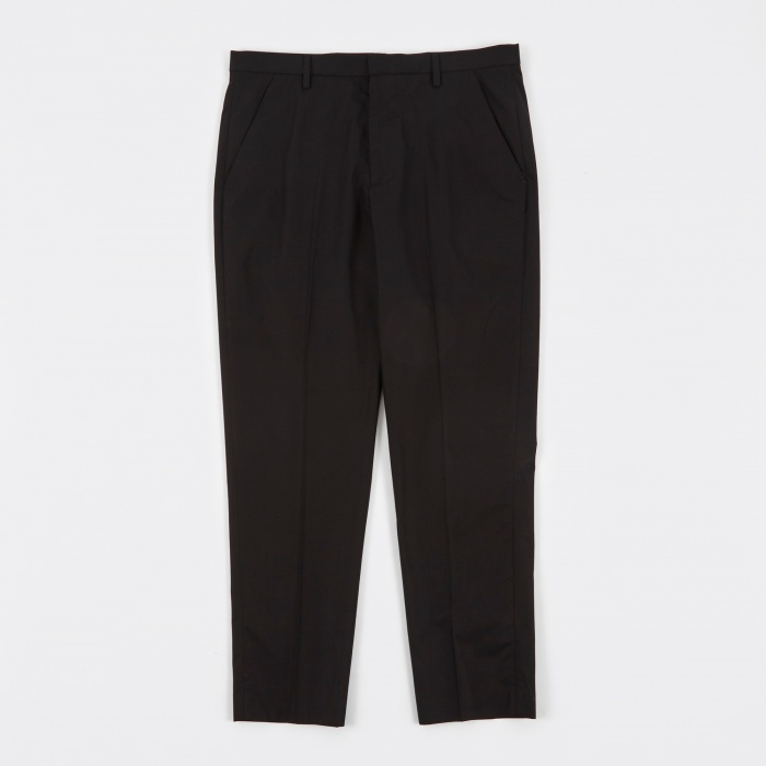 Folk Counter Trousers - Black (Image 1)