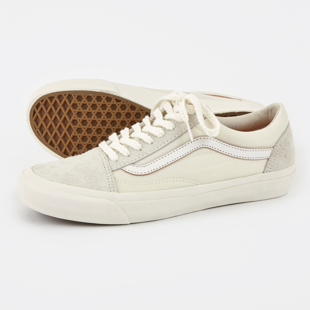 fa4e91a612 Vans Vault x Our Legacy Old Skool Pro  92 LX - White
