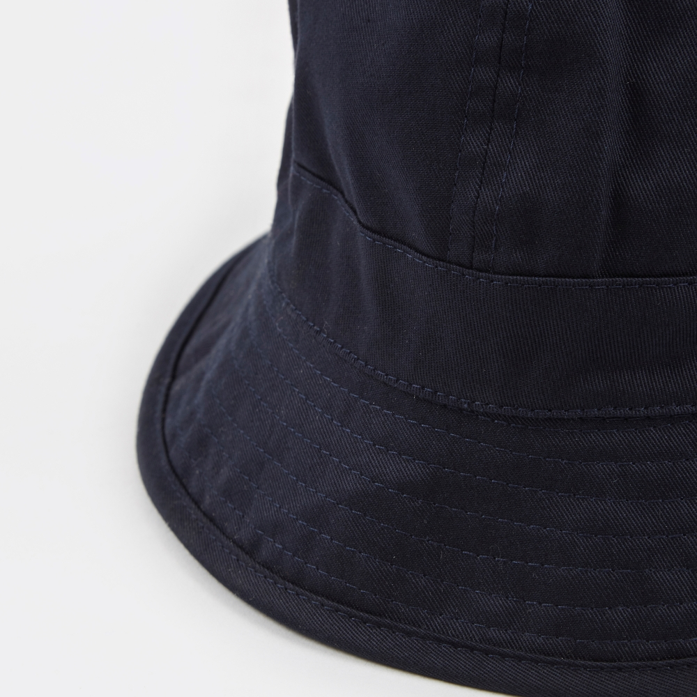 f960c462a7d Universal Works Naval Bucket Hat - Navy