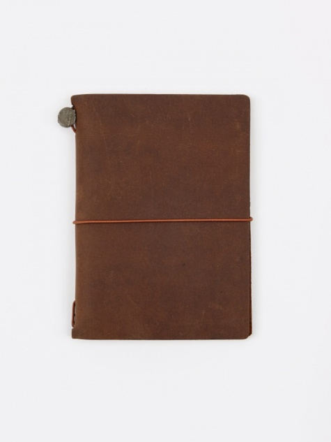 Travelers Notebook Passport - Brown