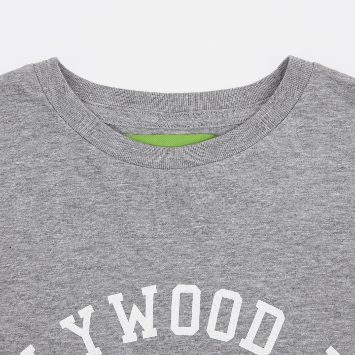Mister Green Hollywood High T-Shirt - Heather (Image 1)