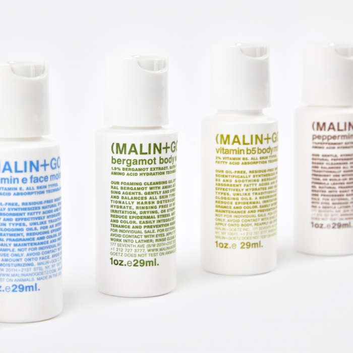 Malin+Goetz Essential Travel Kit - 29ml (Image 1)