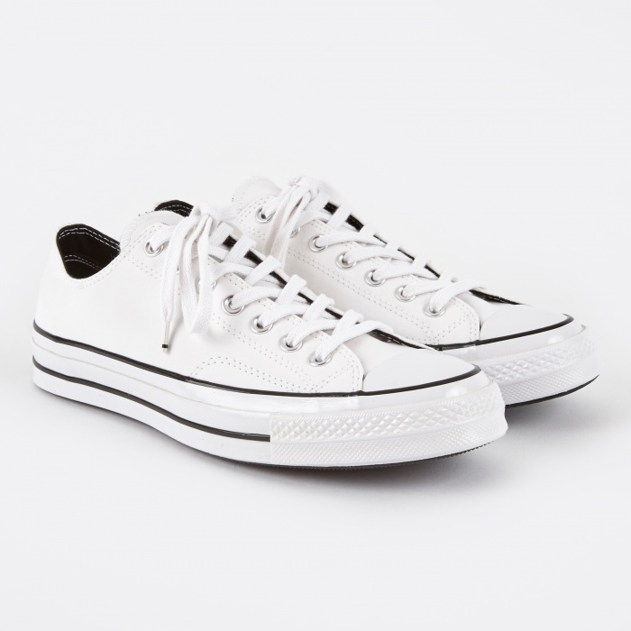 Converse x fragment 1970s Chuck Taylor All Star Ox Tuxedo - Wht (Image 1)