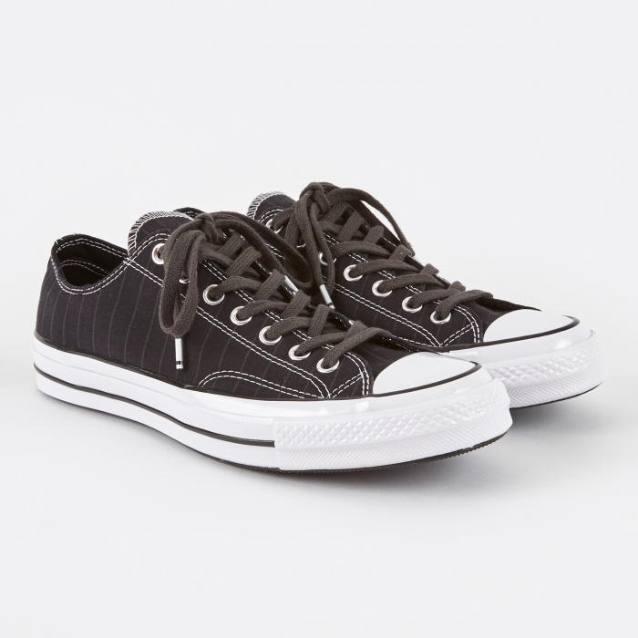 Converse x fragment 1970s Chuck Taylor All Star Ox Tuxedo - Pins (Image 1)