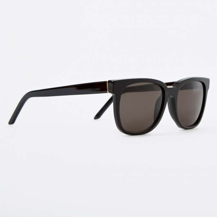 Super People Sunglasses - Black (Image 1)