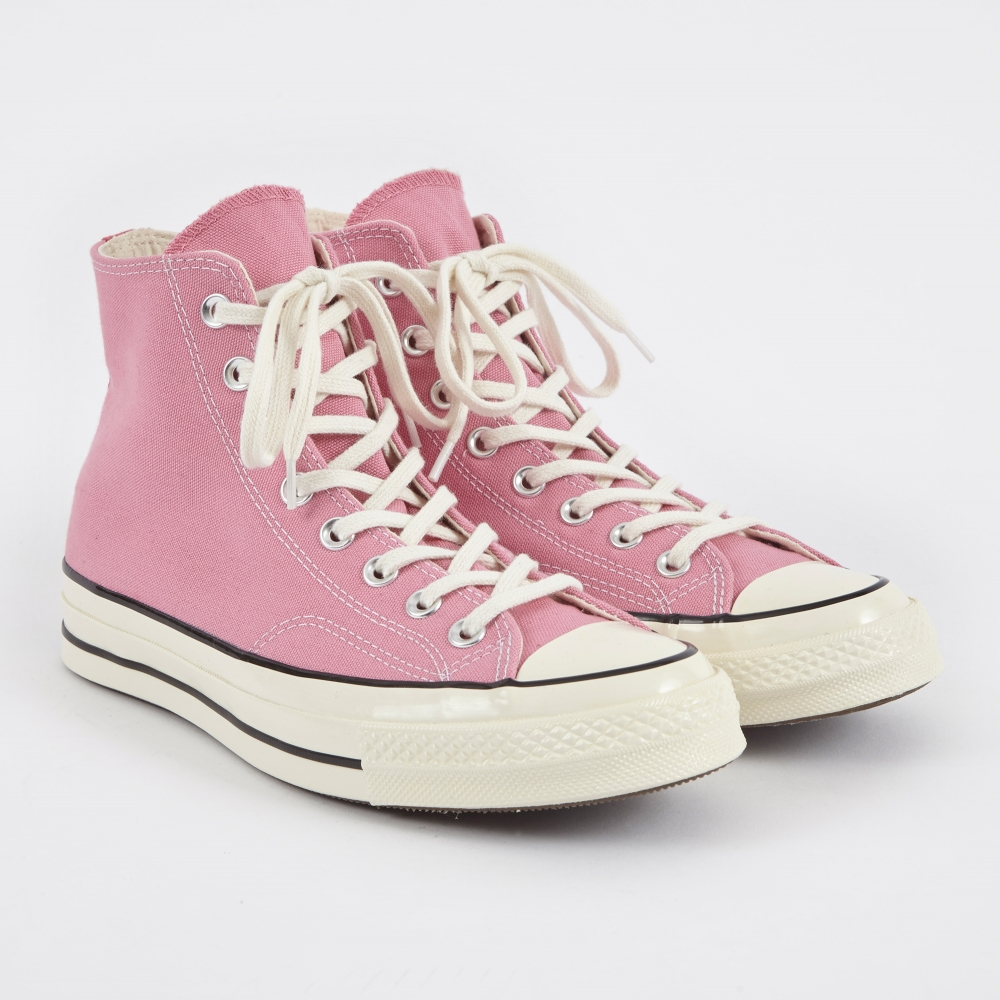 Chuck Taylor All Star 70 Hi Trainers In Pink - Pink Converse S63koBt
