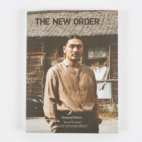 The New Order Magazine - Vol.16