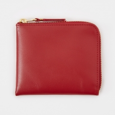 Comme Des Garcons Wallets Classic Leather Line S (SA3100) - Red