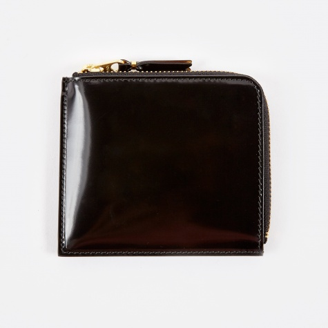Comme des Garcons Wallet Mirror Inside S (SA3100MI) - Black/Gold