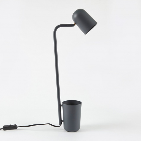 Buddy Desk Lamp - Dark Grey