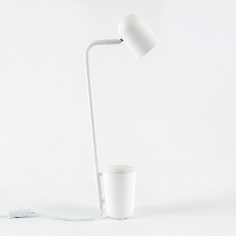 Buddy Desk Lamp - White