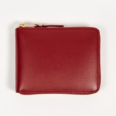 Comme Des Garcons Wallets Classic Leather XS (SA7100) - Red