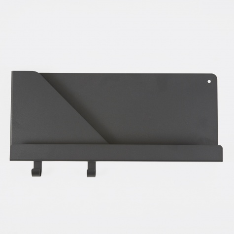 Folded Shelf Small - Black