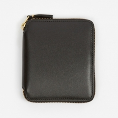 Comme Des Garcons Wallets Classic Leather M - (SA2100) - Black
