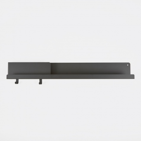 Folded Shelf Large - Black