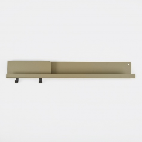Folded Shelf Large - Olive
