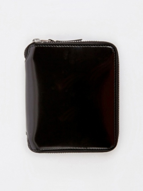 Comme des Garcons Wallet Mirror Inside M (SA2100MI) - Black/Silv
