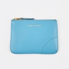 Comme Des Garcons Wallets Classic Leather (SA8100) - Blue