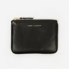 Comme Des Garcons Wallets Classic Leather (SA8100) - Black