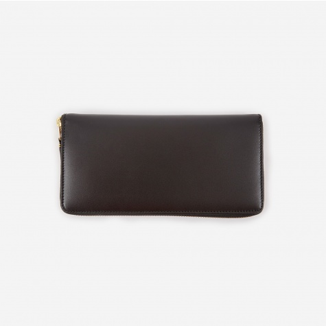 Comme Des Garcons Wallet Classic Leather L (SA0110) - Black