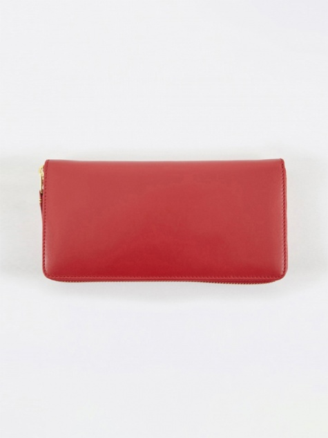 Comme Des Garcons Wallet Classic Leather L  (SA0110) - Red