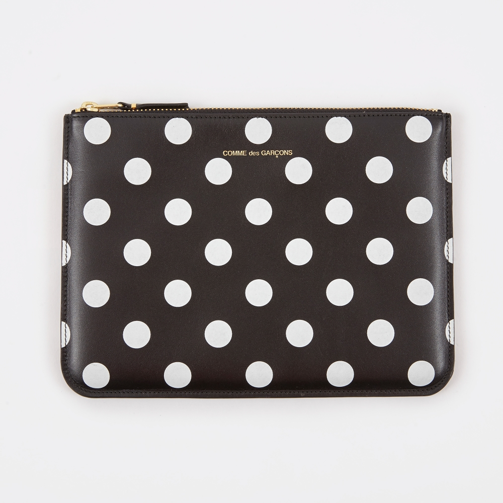 Polka Dot Small Wallet - Metallic Comme Des Gar?ons upTBrQg