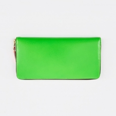 Comme Des Garcons Wallets Fluo (SA0110SF) - Green