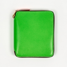Comme Des Garcons Wallets Fluo (SA2100SF) - Green