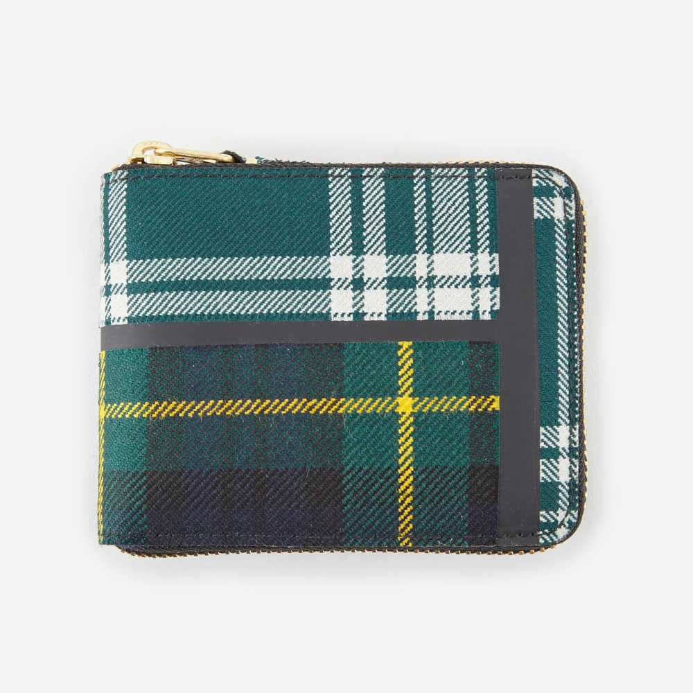 Comme Des Gar莽ons Wallet tartan pouch Eastbay Cheapest dXcjgIMo0